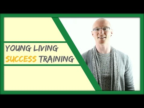 Growing Your Young Living Business Online - Young Living Business Opportunity Training