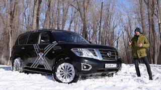 Тест-Драйв Nissan Patrol (2016). Чем Он Хорош?