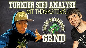 MEGA Poker Content mit Thomastom3 | GRND University Poker Training