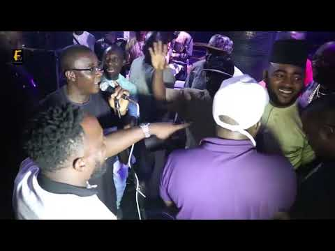 SEE HOW NIGERIA BIG BOYS TRANSFER 5M TO K1 DE ULTIMATE  ACCOUNT  ON STAGE