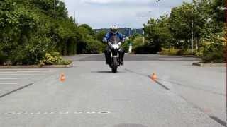 Ausbildung Motorradführerschein (Klasse A) - Grundelemente