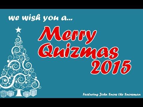 Merry Quizmass 2015