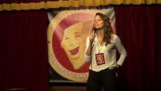 Natasha Pearl Hansen -- San Diego Comedy Festival 2015 Night 1