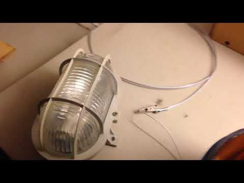 Tesla Coil wireless electricity experimenting