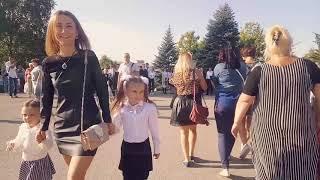 Первый раз в первый класс)))))