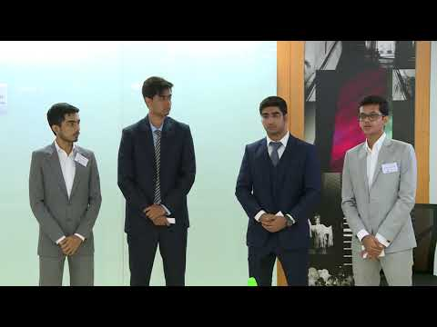 2017 Round 1 Jai Hind College - HSBC/HKU Asia Pacific Business Case Competition