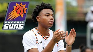 "Jalen Lecque Highlights | Welcome to Pheonix | ""Goosebumps"""