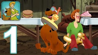 Scooby-Doo Mystery Cases - Gameplay Walkthrough Part 1 - The Monster of Camp Little Moose