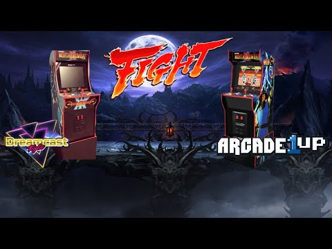 """Arcade1Up: Dreamcast Kyle Mortal Kombat """"Legacy"""" Edition from Dreamcast Kyle"""
