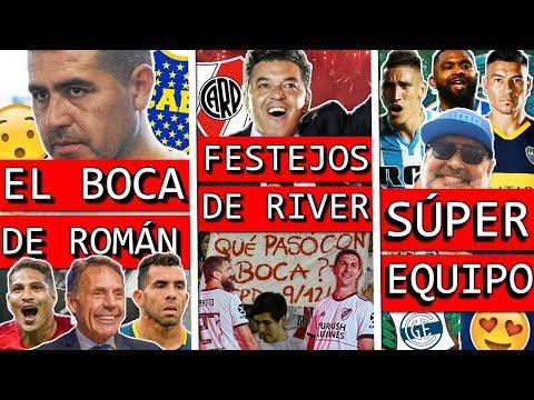 Las PRIMERAS decisiones de RIQUELME en BOCA+ Los FESTEJOS de RIVER por 9/12+ REFUERZOS para MARADONA