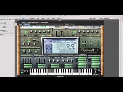 How to make a crispy Electro House Bass in Sylenth (Logic)