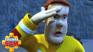 Searching for Moon Men | Fireman Sam US | NEW EPISODE | Cartoons for Kids