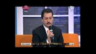 Millet Camii İmamı Adem Kemaneci - Diyanet TV Aşr-ı Şerif