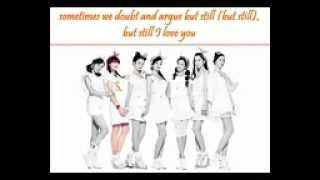A Pink   Let us just love +english lyrics by kim hyun