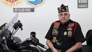 American Legion Riders Chairman makes announcement about the 2020 American Legion Legacy Run