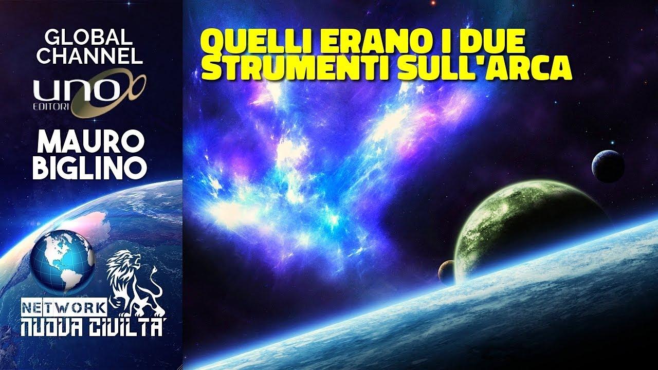 Mauro Biglino - Quelli Erano I Due Strumenti SullArca