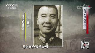 《法律讲堂(文史版)》 20191115 延河畔的枪声(下)| CCTV社会与法