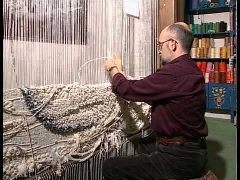 Documental: Un fil sense fi - How to make a tapestry - YouTube