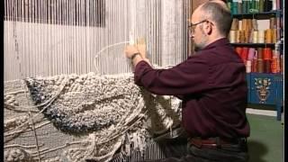 Documental: Un fil sense fi - How to make a tapestry