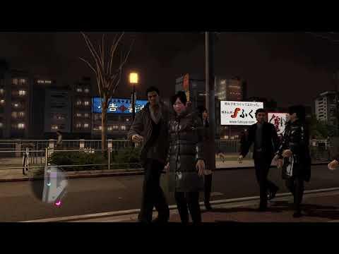 Mission 1: Yakuza 5 Remastered |