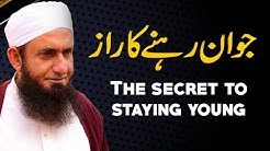 The secret to staying young - Molana Tariq Jameel Latest Bayan 17 June 2021