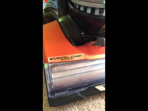 Eureka Brushroll Clean™ with SuctionSeal® Who Needs A Cape?