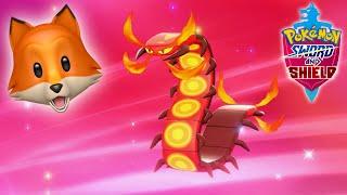 CENTISKORCH!! (Pokémon Sword And Shield #10)
