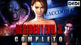RESIDENT EVIL 3: NEMESIS HD - Completo PT-BR