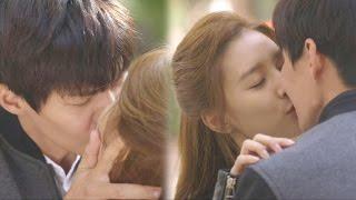 Song Jae Rim ♥ Kim So Eun, Reunion Kiss Scene! 《Our Gab Soon》 EP19