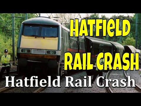 Hatfield Rail Crash, United Kingdom
