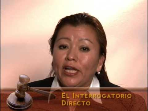 Presenting Your Case in Court SPANISH full