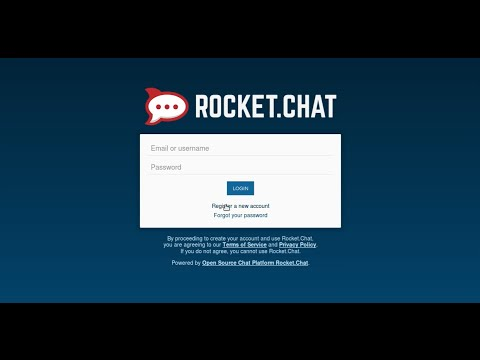 RocketChat - Slack Like Open Source Self-hosted Chat Review