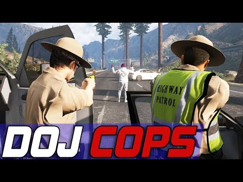 Dept. of Justice Cops #531 - Never Saw It Coming