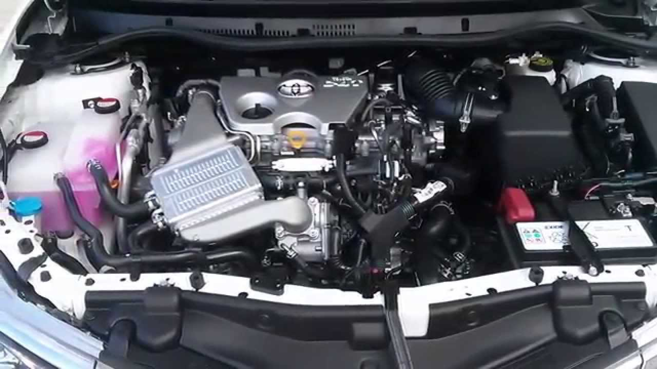 Toyota Auris Ts 120t Engine 8nr Fts Youtube