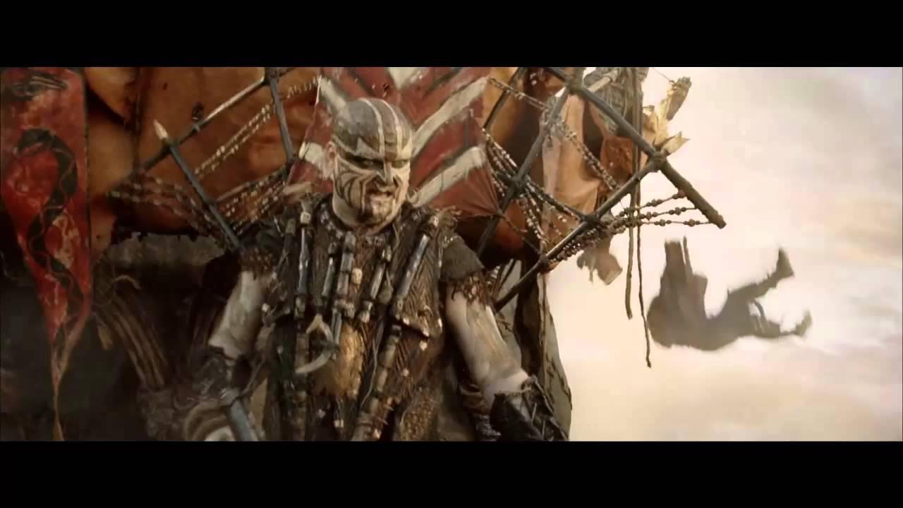 LOTR and The Hobbit movies Wilhelm Scream