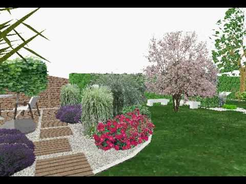 amenagement jardin agrement