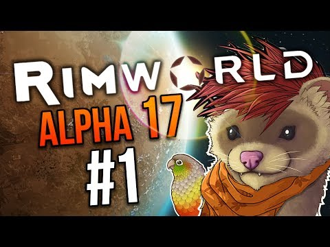 LOST TRIBE ★ Rimworld Alpha 17 (Lost Tribe) - #1