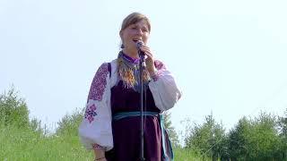Сидела Катюшечка. Выступление на КУПАЛА от «Мира гуслей»
