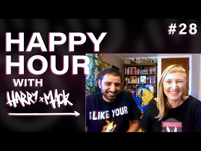 Saturday Morning Freestyle Tunes - Happy Hour With Harry Mack LIVE #28
