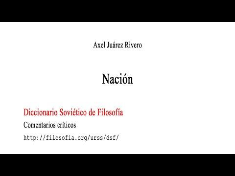 nación-en-el-diccionario-soviético-de-filosofía---axel-juárez