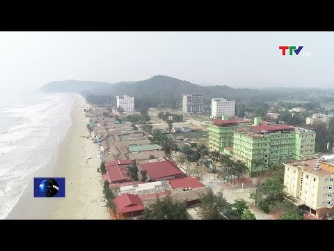 Khu du lịch biển Hải Hòa sẵn sàng chào đón mùa du lịch biển 2019