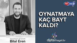 18.09.2015 | Dijital Hayat Bölüm36 - TRT RADYO1 I Oynatmaya Kaç Bayt Kaldı