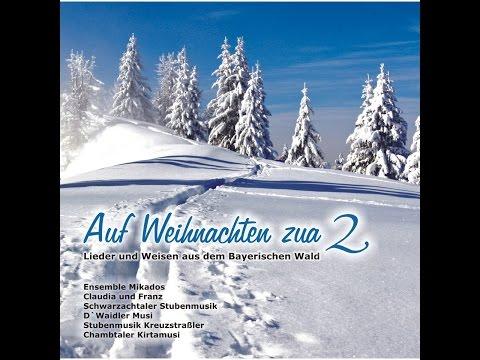 Stubenmusik Kreuzstraßler - Sing ma im Advent