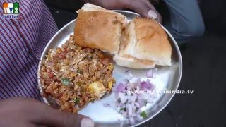 Egg Bhurji |Masala Egg Scramble    | 4K VIDEO | MUMBAI STREET FOOD