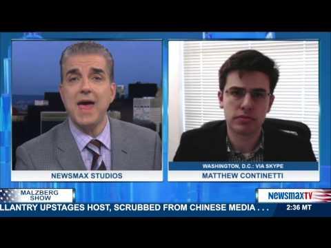 Malzberg | Matthew Continetti editor-in-chief of The Washington Free Beacon to discuss his pieces