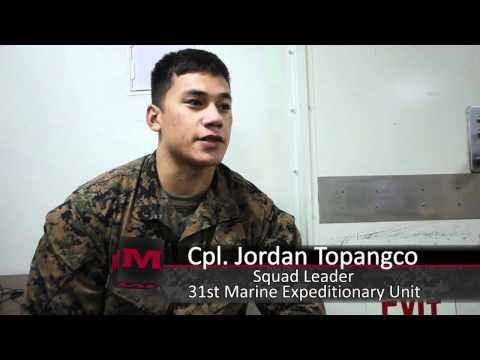 Marines take on anti-piracy training