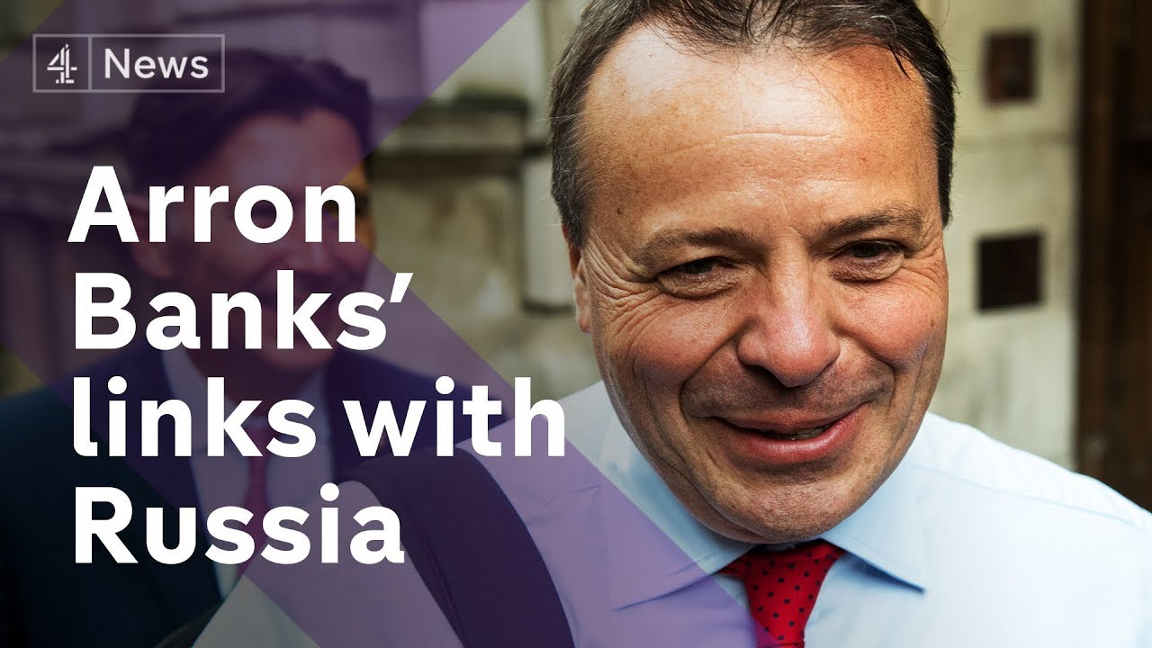 Exclusive investigation: Court documents claim new Arron Banks links with Russia