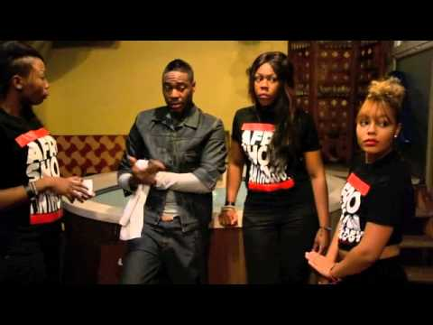 AFRO SHOW ANTHOLOGY Jessy Matador Interview