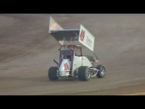 Paul RIchards Hamlin Speedway 6/11/16 Win