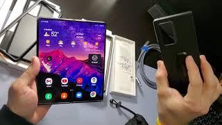 Galaxy Z Fold 2 - All Spigen & Samsung Aramid Case Review